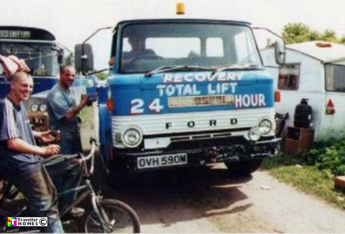 Adam 39 S Recovery Truck Brampton Valley Way 2001