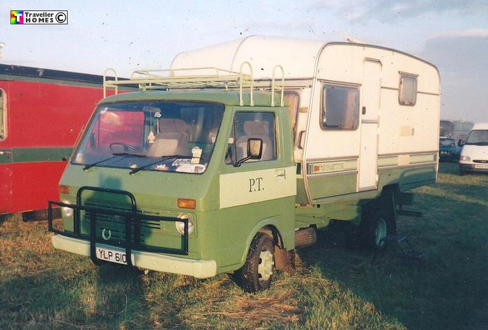 ylp610,volkswagen