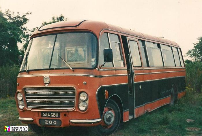 654gbu,bedford,sb13,plaxton