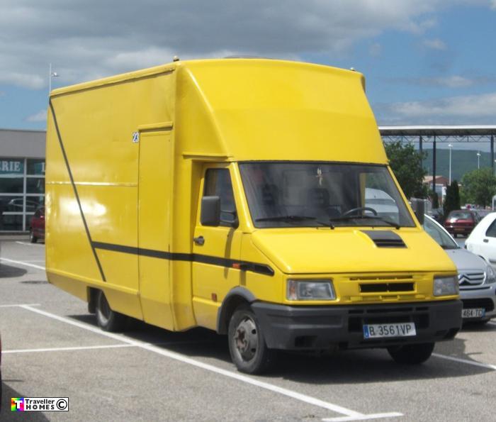 b3561vp,iveco