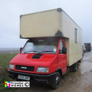 n586dwt,iveco,daily