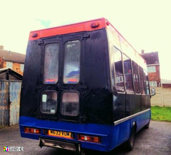 m633vum,ford,transit,cunliffe