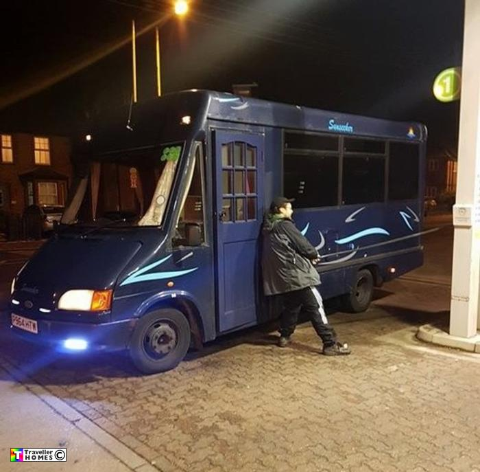 p964htv,ford,transit,bedwas