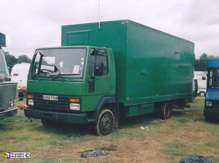 a998pbm,ford,cargo