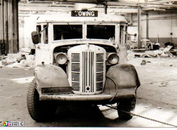 Austin Tow Truck in Hackney