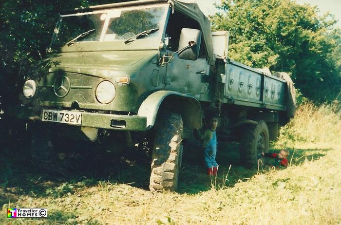 cbw732v,mercedes,unimog